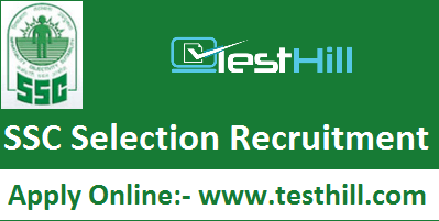 SSC Selection Recruitment