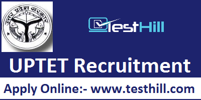 UPTET Recruitment