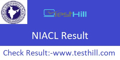 NIACL Result