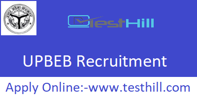UPBEB Recruitment