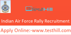 Indian Air Force Rally Recruitment