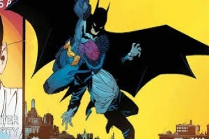 Batman will become the first Inductee of Comic-Con Museums Character Hall of Fame