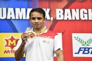 India bag one gold, two silver medals at Asian Boxing Championships