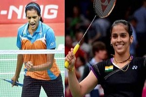 PV Sindhu and Neeraj conferred with Sportsperson of year award