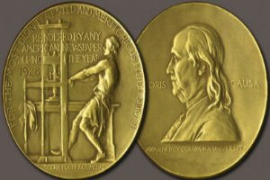 Pulitzer Prize for New York Times and Wall Street Journal