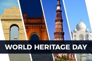 World Heritage Day observed on 18th April