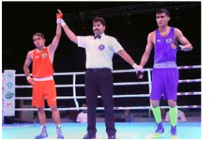 3 Indian boxers win Gold medal in 2nd India open International Boxing tournament