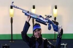 Apurvi Chandela bags gold medal in 10m Air Rifle in ISSF World Cup