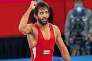 Bajrang Punia wins gold at Ali Aliev tournament in Russia
