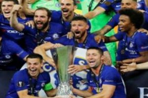 Chelsea clinched the UEFA Europa League 2019 Cup
