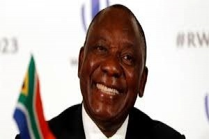 Cyril Ramaphosa re-elected as President of South Africa