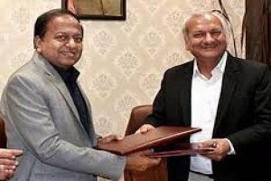 DCIL signed MoU with WAPCOS to jointly identify future projects