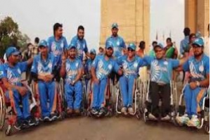 Helo becomes team sponsor of Indian Wheelchair Cricket Association for Asia Cup