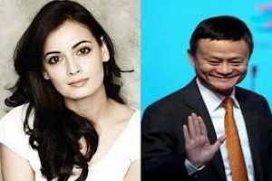 Indian actress Dia Mirza and Alibaba Chief Jack Ma are among the new 17 UN advocates for SDGs