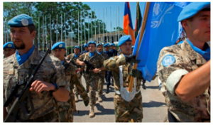 International Day of UN Peacekeepers observed
