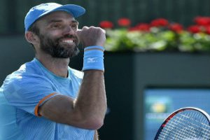 Ivo Karlovic-Oldest Man to win a match at the French Open 2019 for 46 years