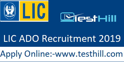_LIC ADO Recruitment 2019