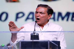 Laurentino Cortizo has been elected as the President of Panama