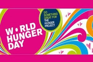 May 28 observed as World Hunger Day