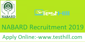NABARD Manager & Assistant Manager Recruitment 2019