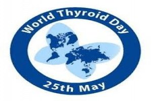 World Thyroid Day observed on May 25