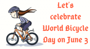 3rd June as World Bicycle Day