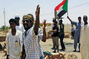 African Union suspended Sudan demanding civilian rule to be established in the country