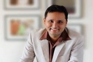 Author Amish Tripathi elected as the Director of Nehru Centre in London