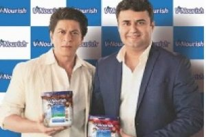 Brand Veeba foods appoint Shah Rukh Khan as its brand Ambassador for its new brand V-Nourish
