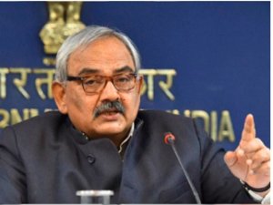 CAG Rajiv Mehrishi elected External Auditor for WHO