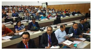 Conclave on 'Transforming North East India through Science and Technology' beings in Meghalaya