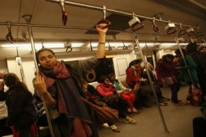 Delhi government plans free rides for women in metro and buses