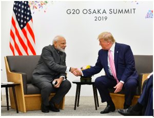 G-20 summit is going on in Osaka