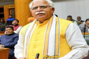 Haryana government declared an annual of Rs.5 lakh to Loktantra senanis
