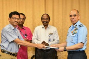 ISRO partnered with IAF for Gaganyaan astronaut selection, training