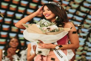 India-born Priya Serrao won Miss Universe Australia title for 2019
