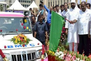 Karnataka government has launched Pink Sarathi vehicles for womens safety