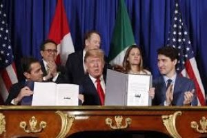 Mexico becomes the first country to ratify trade agreement instead of NAFTA