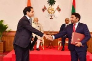 NCGG and Maldives Civil Services Commission sign MOU