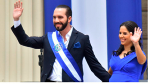 Nayib Bukele sworn in as president of El Salvador