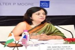 Shefali Juneja elected as India's representative in the Council of the International Civil Aviation Organisation (ICAO)