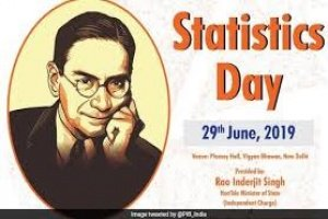 Statistics Day celebrated on 29th June