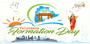 Telangana celebrated state formation day