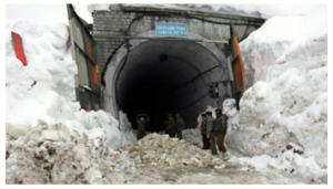 Zojila tunnel's project value grows to Rs 8,400 crore