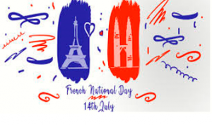 14th July as French National Day
