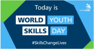 15th July as World Youth Skills Day