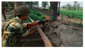 BSF launched operation 'Sudarshan'