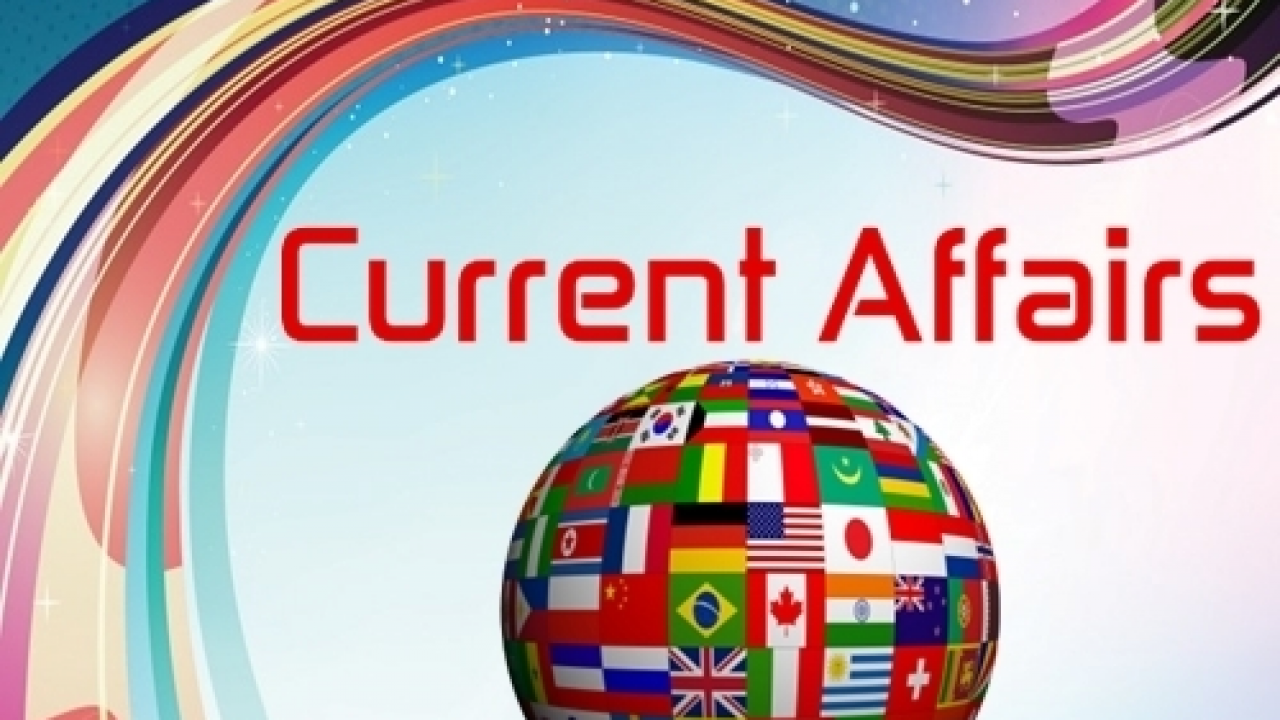 09th July 2019 Current Affairs PDF - Blog