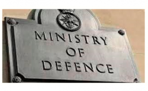 Defense Ministry signs MoU with IPFC and NRDC