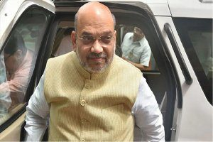 Home Minister Amit Shah joins the main panel of sexual harassment at the workplace